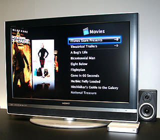 apple TV image from www.cnet.de