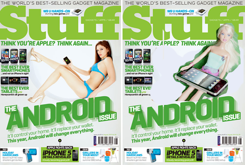 stuff off stuff magazine