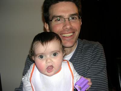 Jasmine and her Dad
