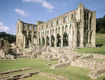 English Heritage pic of Rievaulx Abbey