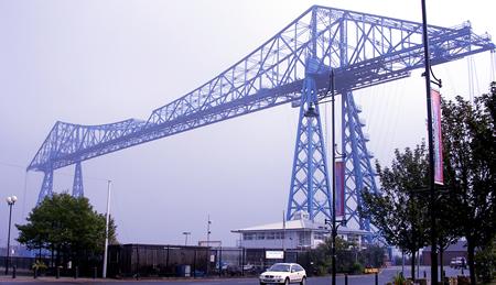 Transporter, Middlesbrough
