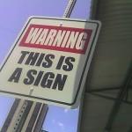 Semiotics: It's a sign!