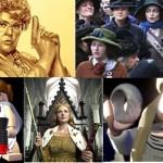 Women and Storytelling: Saint, Spy, Suffragette